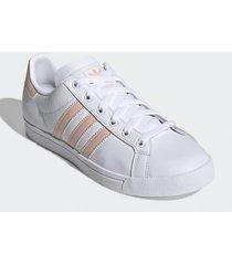 zapatilla blanca adidas coast star w