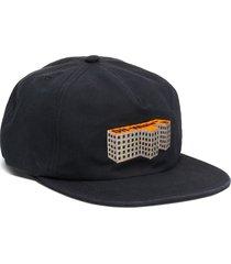 men's off-white building baseball cap -