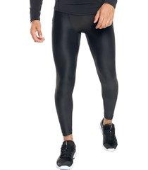 pantalón negro-gris under armour 2.0 legging prtd