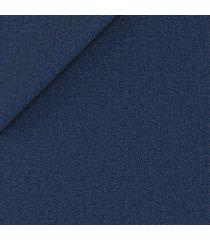 pantaloni da uomo su misura, loro piana, blu notte grisaglia, quattro stagioni