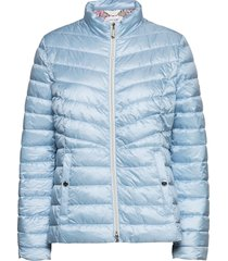 outdoor jacket no wo gevoerd jack blauw gerry weber edition