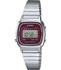 reloj casio la 670wa 4d retro para dama original