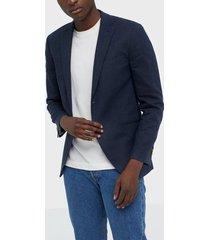 premium by jack & jones jprblarocco blazer kavajer & kostymer mörk blå