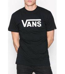 vans classic tee t-shirts & linnen black