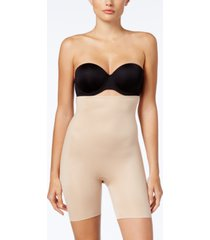 spanx women's power conceal-her high-waisted mid-thigh short 10132r