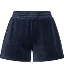 shorts shorts flowy shorts/casual shorts blå rosemunde