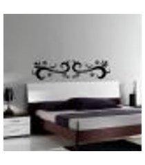 adesivo de parede cabeceira mod. 31 - p 40x140cm