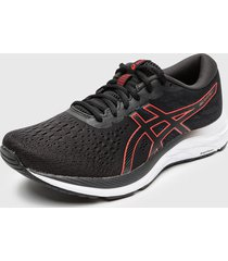 zapatilla gel-excite 7 negro asics