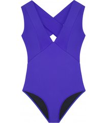 strój kąpielowy dinah indigo