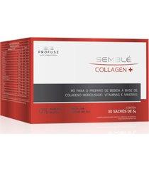 profuse semblé collagen+ 30 sachês.