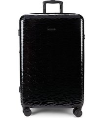 "28"" expandable spinner suitcase"