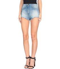 elisabetta franchi jeans denim shorts
