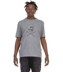 camiseta lost skull rapanui masculina