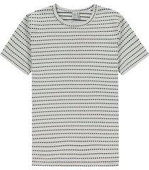t-shirt mini jacq ecru