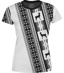 camiseta baby look étnica tribal md03