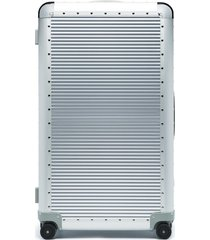fpm milano bank s spinner 84 suitcase - silver