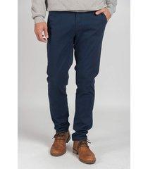 pantalon azul oxford polo club dean