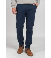 pantalon azul oxford polo club dean