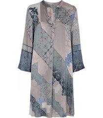 jurk met print 7292-0-3942