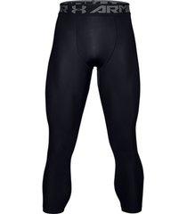 legging under armour heatgear 3/4 capri compression tights