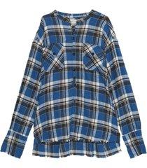 classic studio palmetto flannel shirt