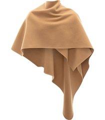 jw anderson wrap-around cape - neutrals