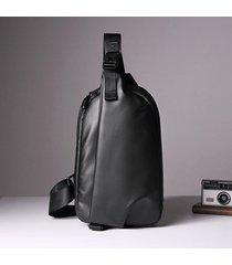 casual shoulder shoulder chest borsa sling borsa croddbody borsa per gli uomini