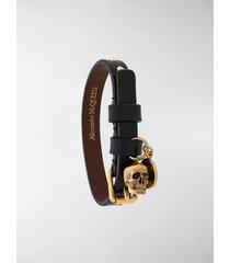alexander mcqueen belt style bracelet