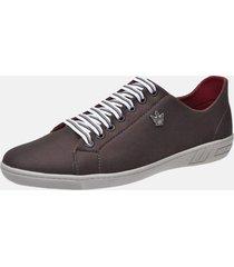 sapatenis conforto leve macio b2c shoes marrom
