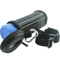 carry travel eva case/ bike cycling mount strap for jbl flip 3 bluetooth speaker