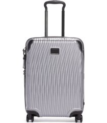 tumi latitude continental carry-on spinner suitcase