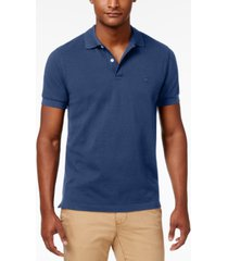 brooks brothers red fleece men's slim-fit pique knit cotton polo