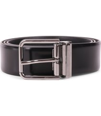 dolce & gabbana black belt