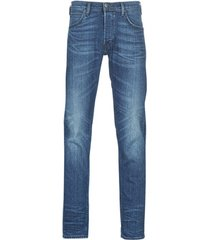 straight jeans lee daren banshee worn