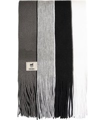 bufanda gris mistral premium sixto 3