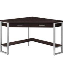 "monarch specialties computer desk - 42"" l corner"