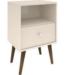 mesa de cabeceira lyam decor mb2014 off-white