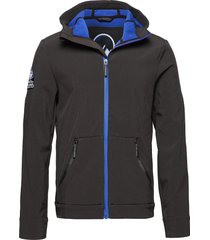 mountaineer softshell dun jack zwart superdry