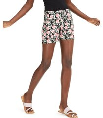 inc floral shorts, created for macy's