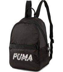 mochila negra puma core base