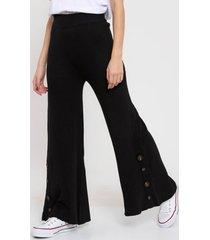 pantalón negro system covent