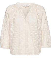 erdonaepw bl blouse lange mouwen crème part two