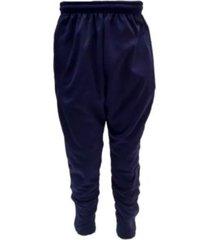 pantalón azul mezgo frizado