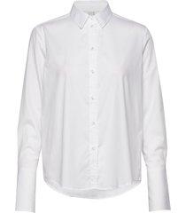 linda overhemd met lange mouwen wit dagmar