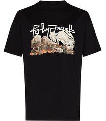 desert skull bones t-shirt