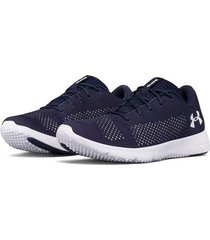 tenis under armour rapid-azul oscuro