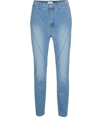jeans con cuciture modellanti maite kelly (blu) - bpc bonprix collection