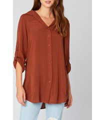 xcvi wearables reporter blouse