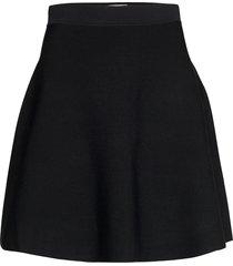 nulilypilly skirt kort kjol svart nümph