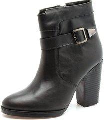 botín moda dama negro tellenzi 73192